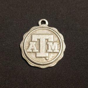Jewelry - Texas A&M Pewter Pendant
